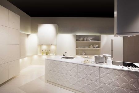 Meble kuchenne z frontami 3D HAECKER-KUCHEN