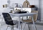 Kuchnia w stylu skandynawskim. Akcesoria kuchenne i dekoracje