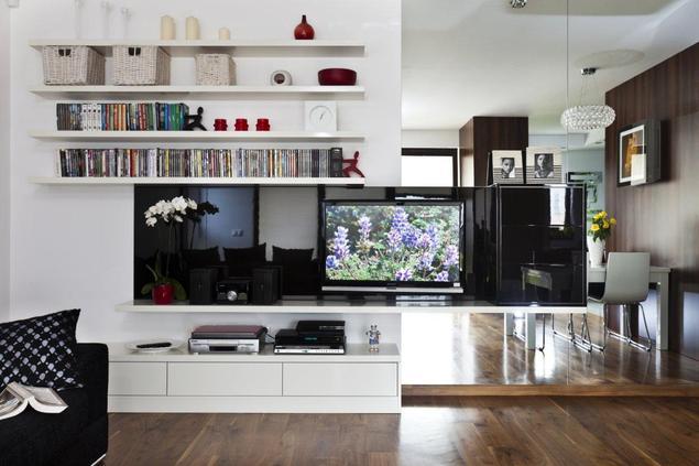 Białe meble do salonu – jak urządzić salon nowoczesny?