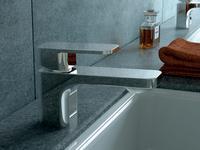 Szara aranżacja łazienki