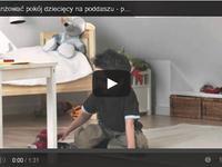 Jak zaaranżować pokój dziecięcy na poddaszu