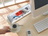 Wygodna instalacja elektryczna w biurze