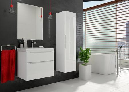 Nowoczesne meble łazienkowe ZOLO DEFRA