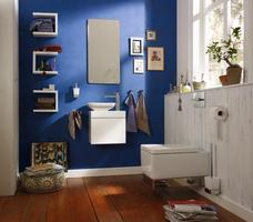 Kludi Esprit GB London. Mała łazienka dla indywidualisty
