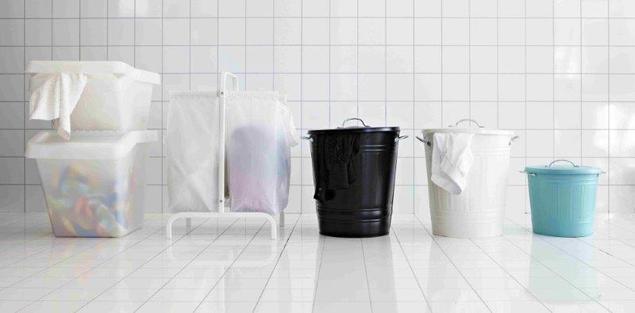 Segregacja odpadow kosze na smieci IKEA-segregowanie odpadow-SORTERA, DIMPA, KNODD