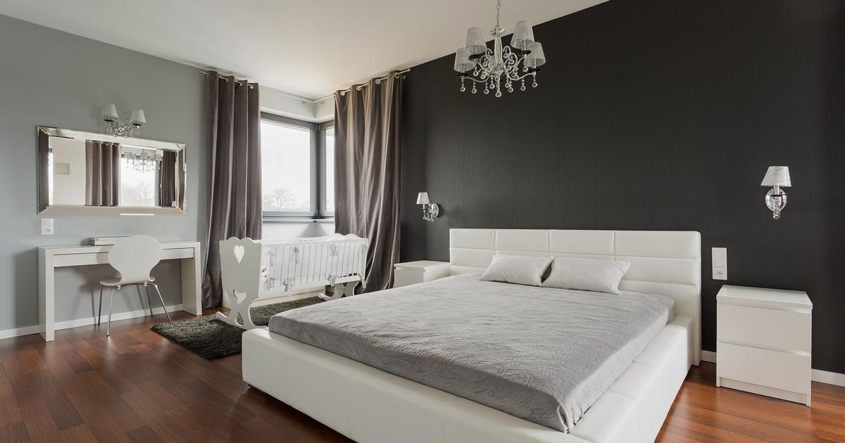 Białe meble do sypialni. Pomysł na elegancką i klasyczną...