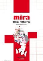 Cennik produktów MIRA